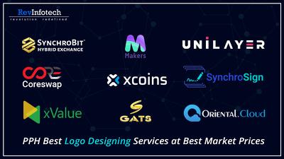Creative & Professional logo design with unique concepts