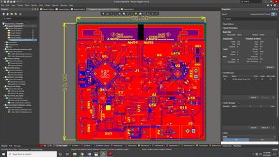 Multilayer PCB design
