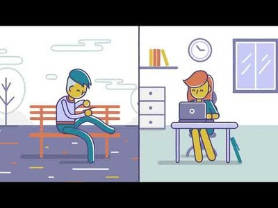 Create a Professional 2d Animated Explainer Video in full HD