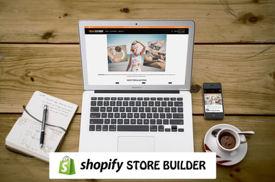 Create and develop shopify store or dropship store