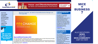 Publish a Guest Post On a German Site business-travel.de