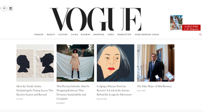 Feature or Mention Your Brand on Vogue