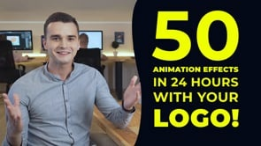 Deliver MODERN Logo Animation Videos(Reveal/Intro) with sound