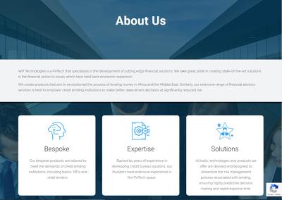 Build a wordpress website