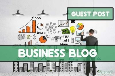 Guest Post On Businessmediagroup.co.uk– DA 63 Business Blog