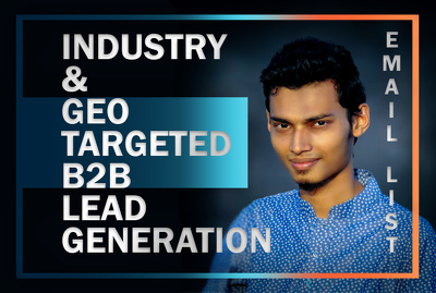 Do b2b lead generation for 500 contacts and email marketing