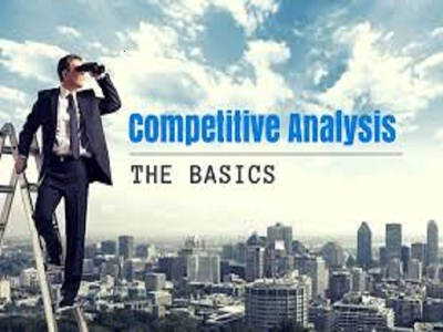 Do a 360 degrees analysis of your competitors