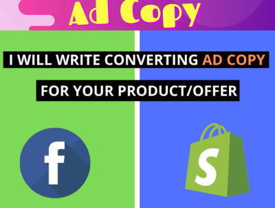 Write 1 perfect ad copy for your product or offer