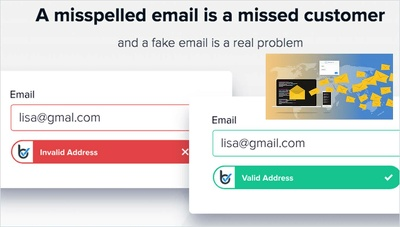 Verify email lists, remove invalid mails for campaigns in 24 hrs