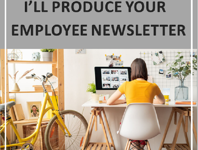 Produce your employee newsletter