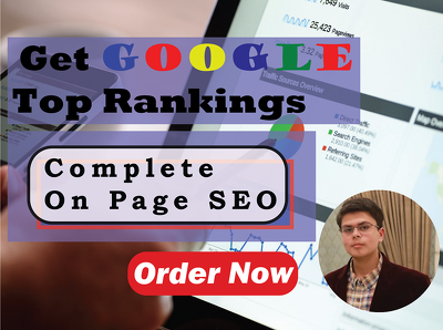 Do complete On-Page SEO Optimization for Google top Rankings