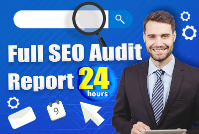 Create An Expert SEO Audit Report For Your Website