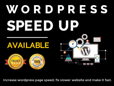 I can increase wordpress page speed, fix slower and make it fast