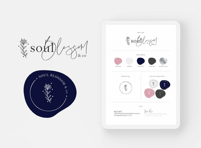 Provide a professional branding package
