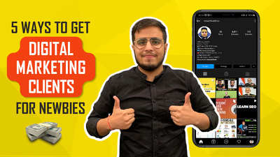 Create attractive thumbnail for your youtube video