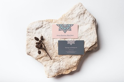 Create Business Card mockup from your design