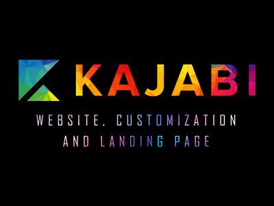 Create Kajabi website and landing page