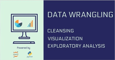 Work on data wrangling, cleaning and exploratory analysis