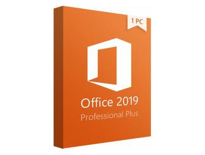 Deliver MICROSOFT OFFICE 2019 PRO PLUS 32/64 bit KEY -Lifetime