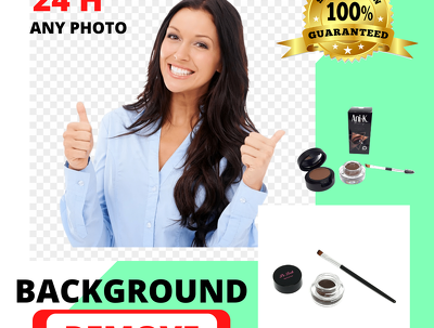 Remove Background / Uniform Background Pro to 25 images