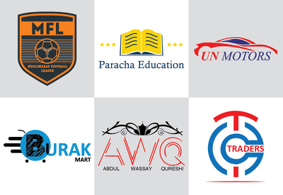Design a Logo (Unlimited Revisions & Concepts) + Font Files