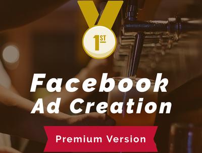 Create a professional Facebook Ad