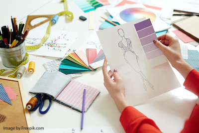 Be your textile design consultant for 2 hours
