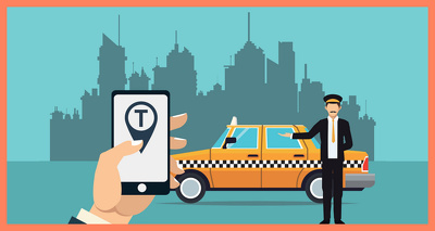 Develop Your Taxi Booking Application Like UBER