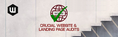 Audit & Advise Crucial Website Or Landing Page Improvements
