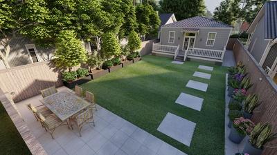 Do a 2d & 3d design for your garden