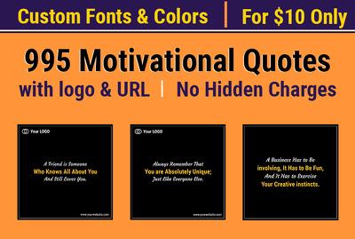 Design 995 Motivational Image quotes