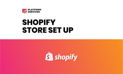 Shopify Store set up