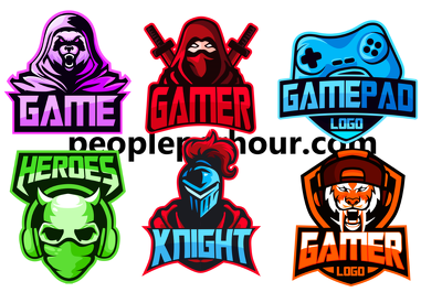 Create gaming logo for you cheep price