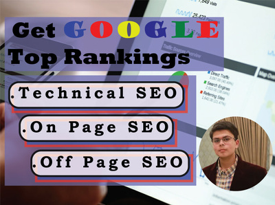 Do complete website SEO optimization for Google Top Rankings