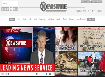 Guest Post on news website Newswire.net with Do Follow Link DA60