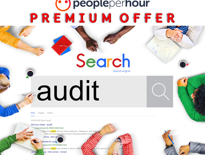 Do premium SEO audit of your website with specific suggestions