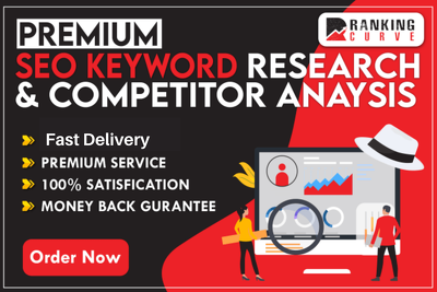 Do Detailed Keyword Research & Comprehensive Competitor Analysis
