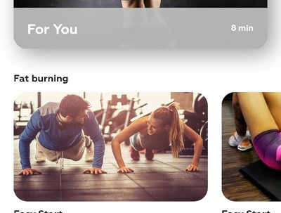 Design and Develop your Fitness Application