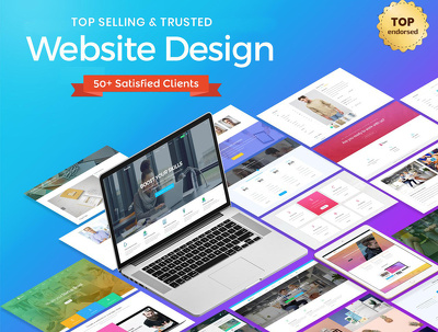 design & Develop 5 Page Fast & Responsive Business Website