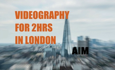 Film anywhere in central London for two hours