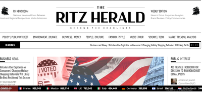 Publish your article Google news site Ritzherald, Ritzherald.com