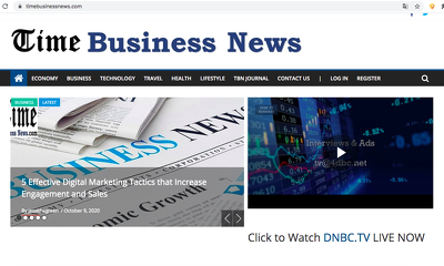 Write and Publish Guest post on TIMEBUSINESSNEWS.COM