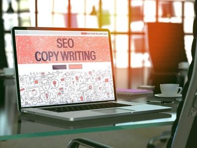 Write high quality and original website content