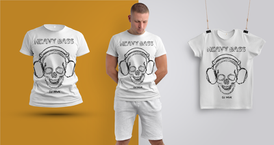 I will design elegant shirt/t-shirts for you in just 24 hours.