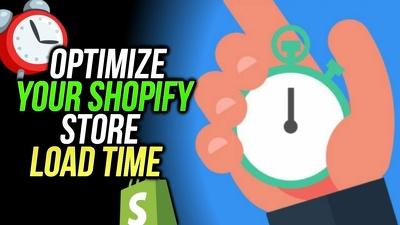 Improve shopify page speed optimization