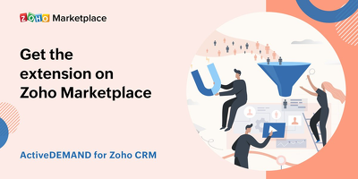 Get ZOHO working with website