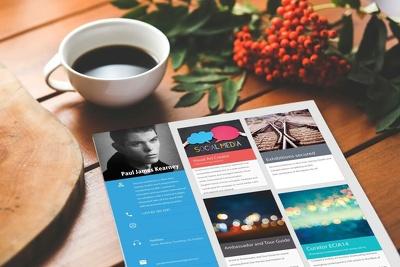 Design resume / cv