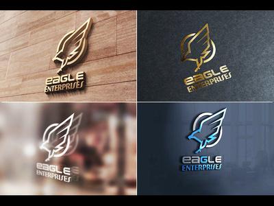 Design 3D Logo design + 2 Trendy concepts & unlimited Revisions