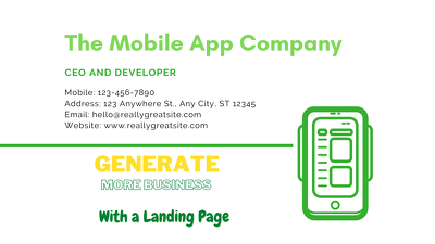 Create a WordPress Landing Page
