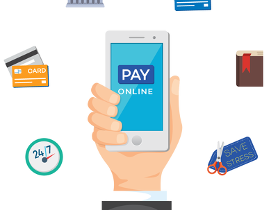 Integrate any payment gateway to your website.